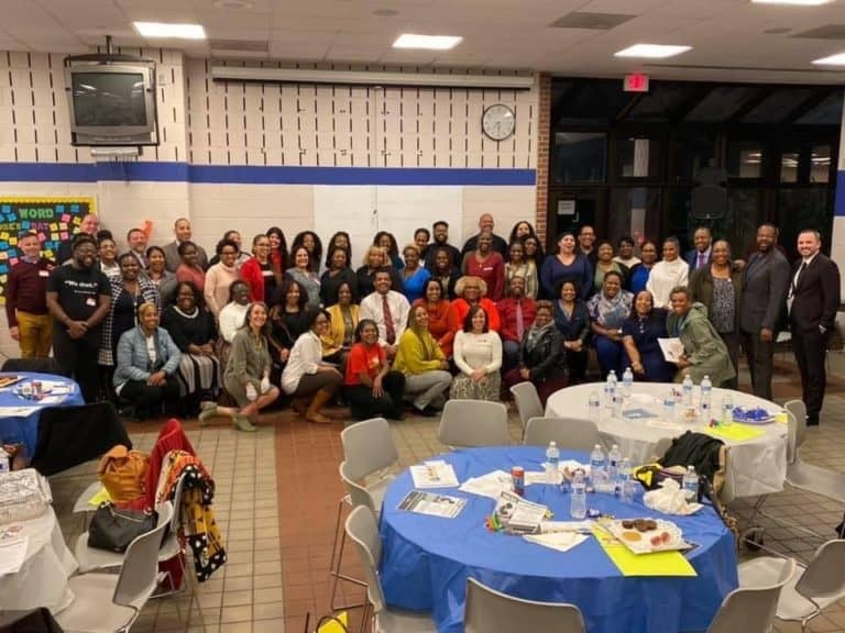 NJEA Member of Color (MOC) was a huge success for Essex County Members!