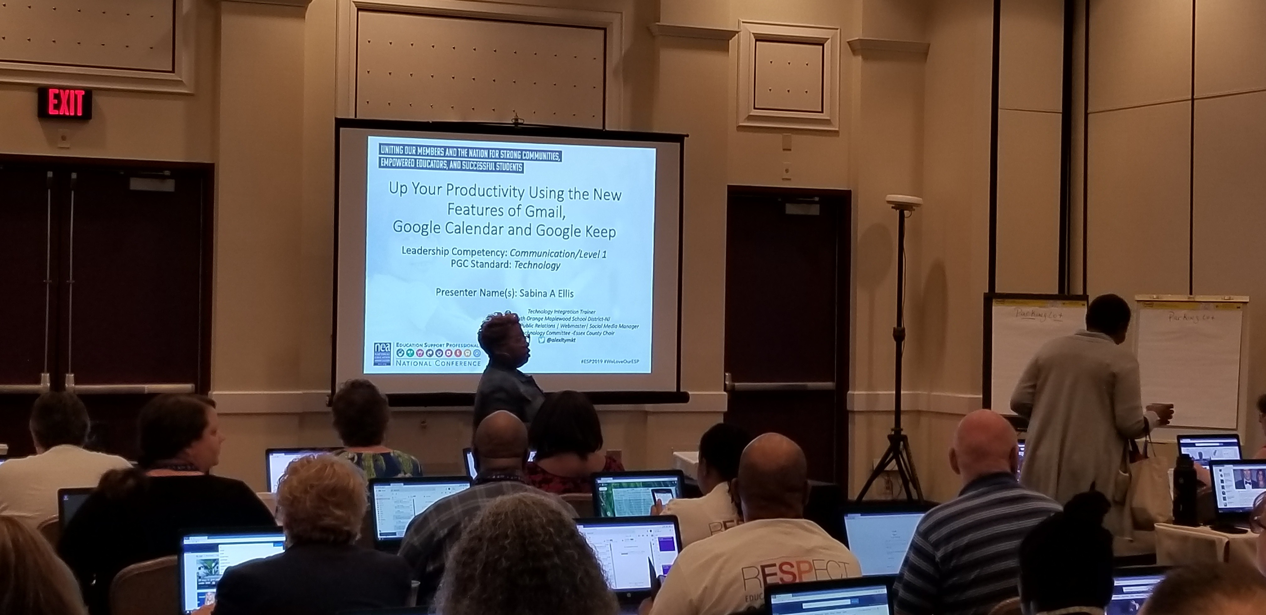 Our-PR-Sabina-A-Ellis-held-her-Workshop-session-on-Google-Features-here-at-the-NEA-ESP-Conference.-ESP2019-WeLoveESPs