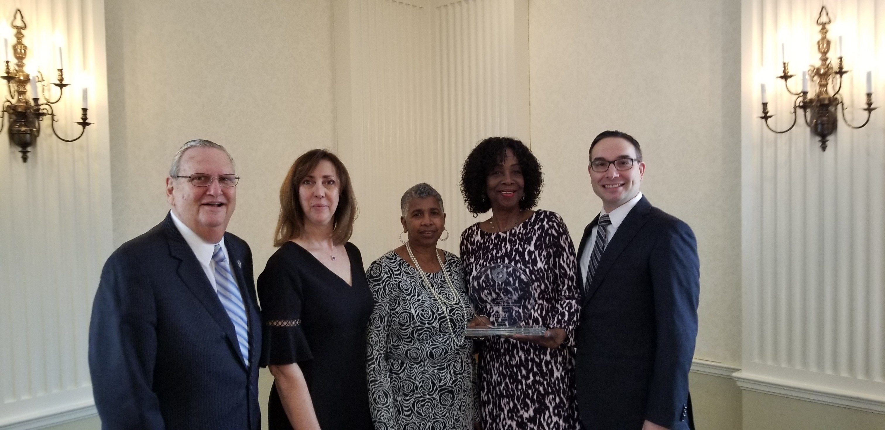 Our-own-1st-VP-Jacqui-Greadington-was-honored-this-morning-2.22.19-at-the-Essex-County-Democratic-Labor-Breakfast.-Anthony-Rosamilia-had-the-honor-of-introducing-her-1
