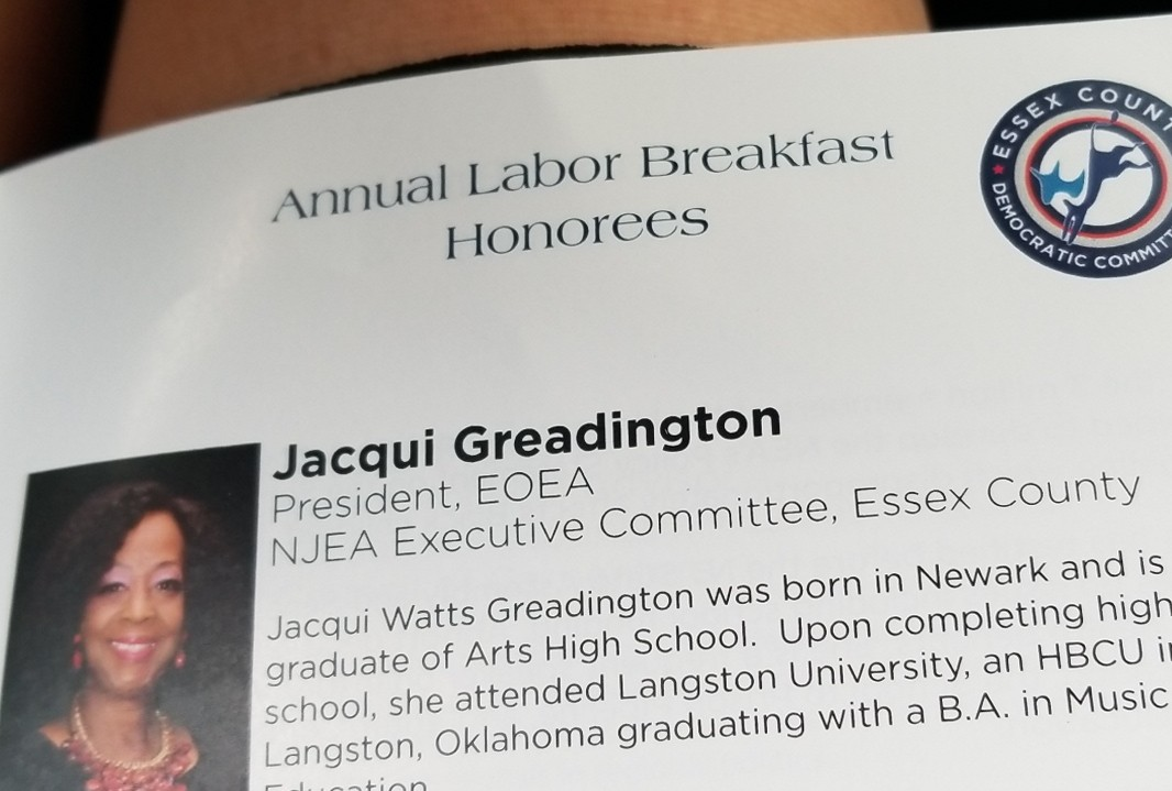 Our-own-1st-VP-Jacqui-Greadington-was-honored-this-morning-2.22.19-at-the-Essex-County-Democratic-Labor-Breakfast.-Anthony-Rosamilia-had-the-honor-of-introducing-her-3