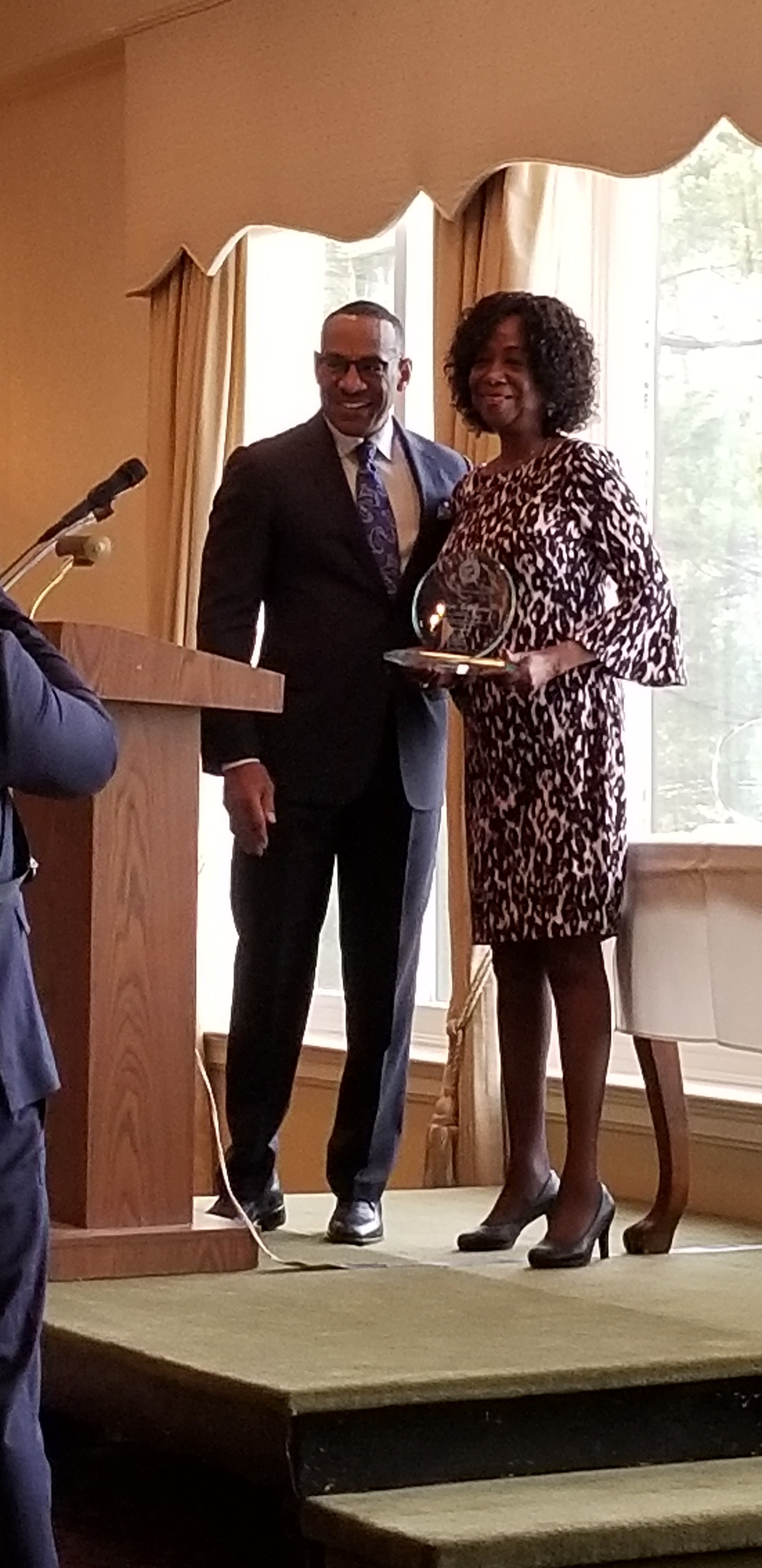 Our-own-1st-VP-Jacqui-Greadington-was-honored-this-morning-2.22.19-at-the-Essex-County-Democratic-Labor-Breakfast.-Anthony-Rosamilia-had-the-honor-of-introducing-her-5