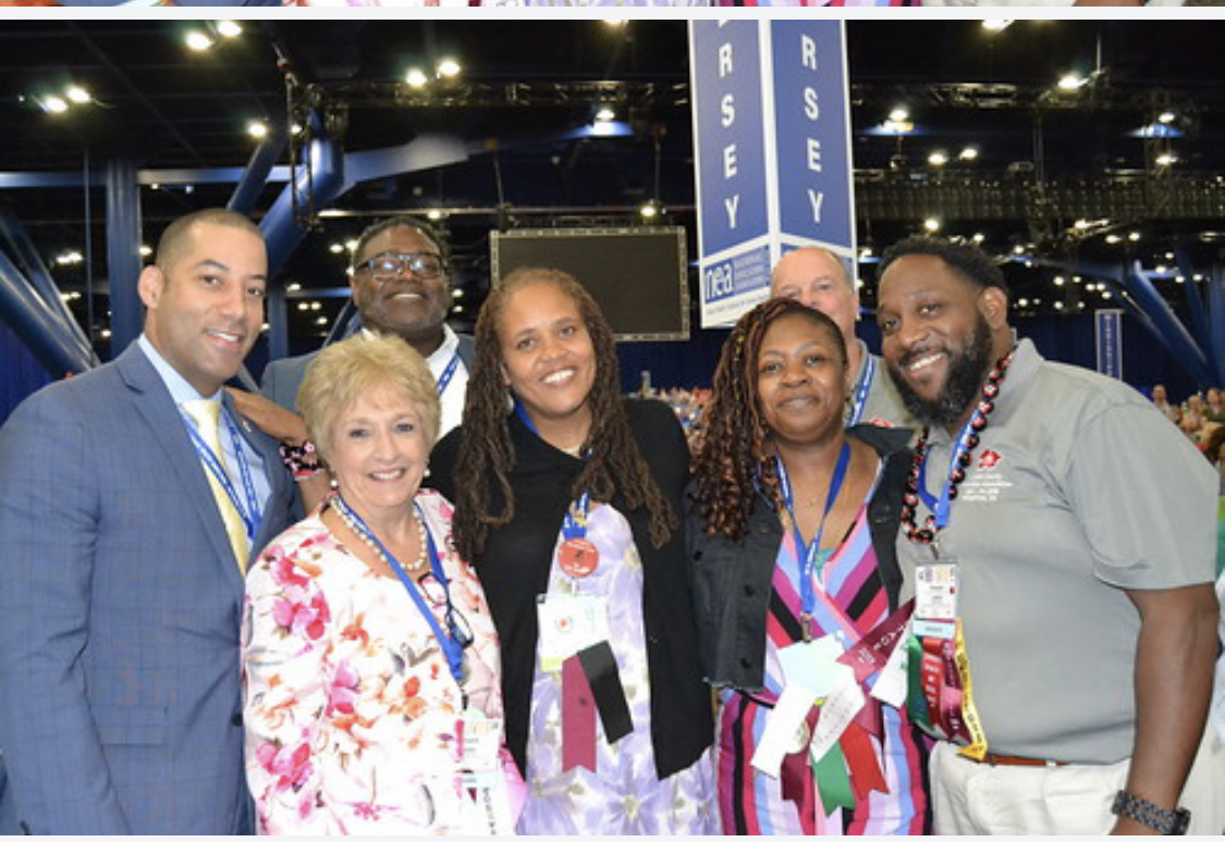 Celebrating-the-victory-of-Christine-Clark-elected-to-the-NEA-Executive-Committee