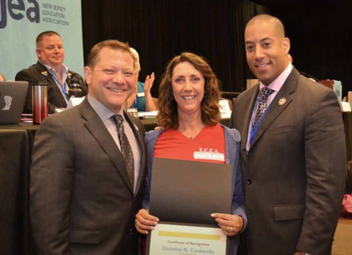 Congratulations-to-our-Treasurer-Christine-Candarella-for-being-recognized-as-a-10-year-delegate-